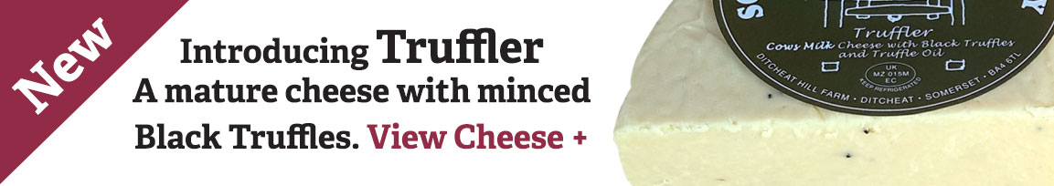 Truffler - Our new cheese