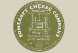 Pennard Ridge Goats Cheese Label