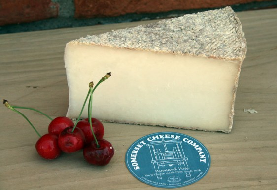 Pennard Vale Goats Cheese