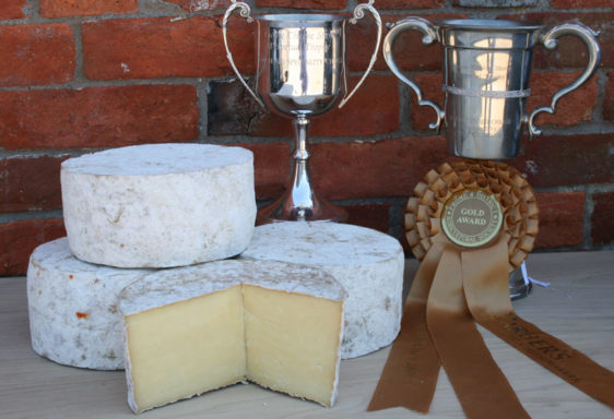 Six Spires Cheese Wins Gold Award