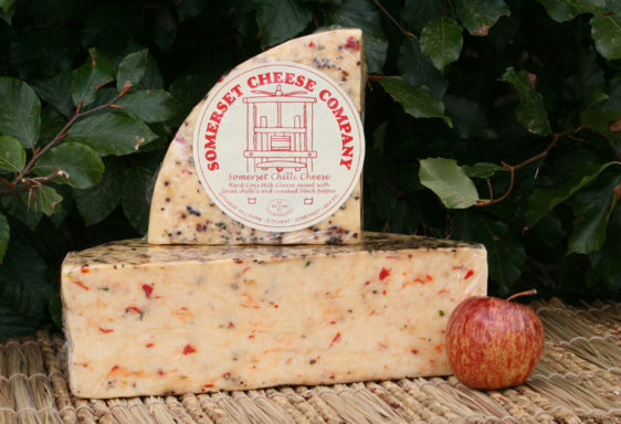 Somerset Chilli Cheese