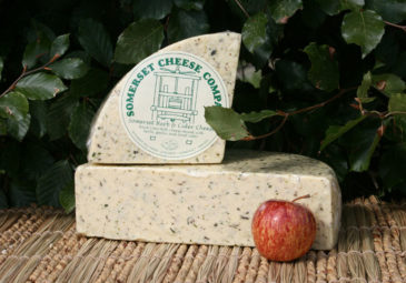 Somerset Herb And Cider Cheese