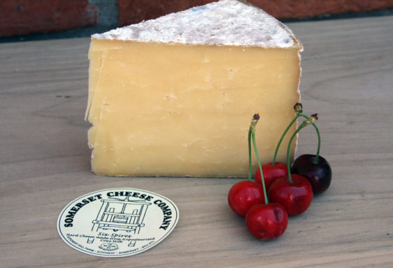 Six Spires Cheese